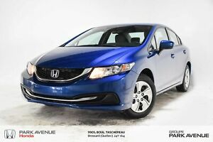 2015 Honda Civic Sedan LX *CAMÉRA*BLUETOOTH*CRUISE*
