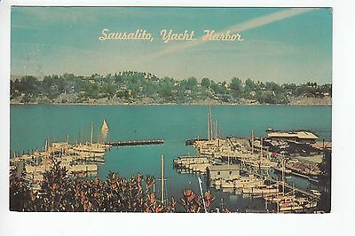 Yacht Harbor Sausalito CA
