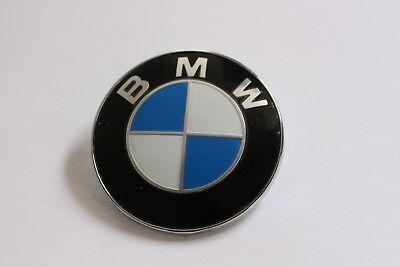 BMW Emblem Plakette Schriftzug Logo Motorhaube Heckklappe 51148132375 NEU