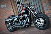 2014 Harley Davidson Fat Bob Narre Warren South Casey Area Preview