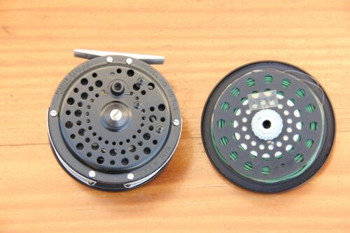 MARTIN MG-7LS FLY REEL & SPARE SPOOL (MADE IN USA)