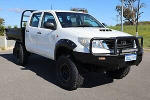 LOADED TOYOTA HILUX- 4X4 Manual Ute - Turbo Diesel Tray Back Yangebup Cockburn Area Preview