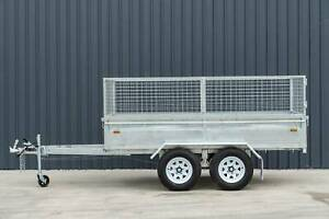 10x5 Tandem Axle Box Trailer FULLY GALVANISED Moss Vale Bowral Area Preview