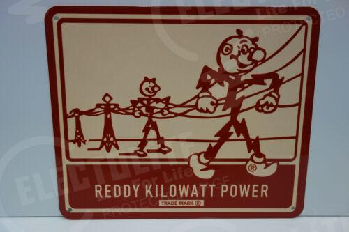 Reddy Kilowatt POWER TOWERS Power Electric Light Company ELECTRICIAN GIFT