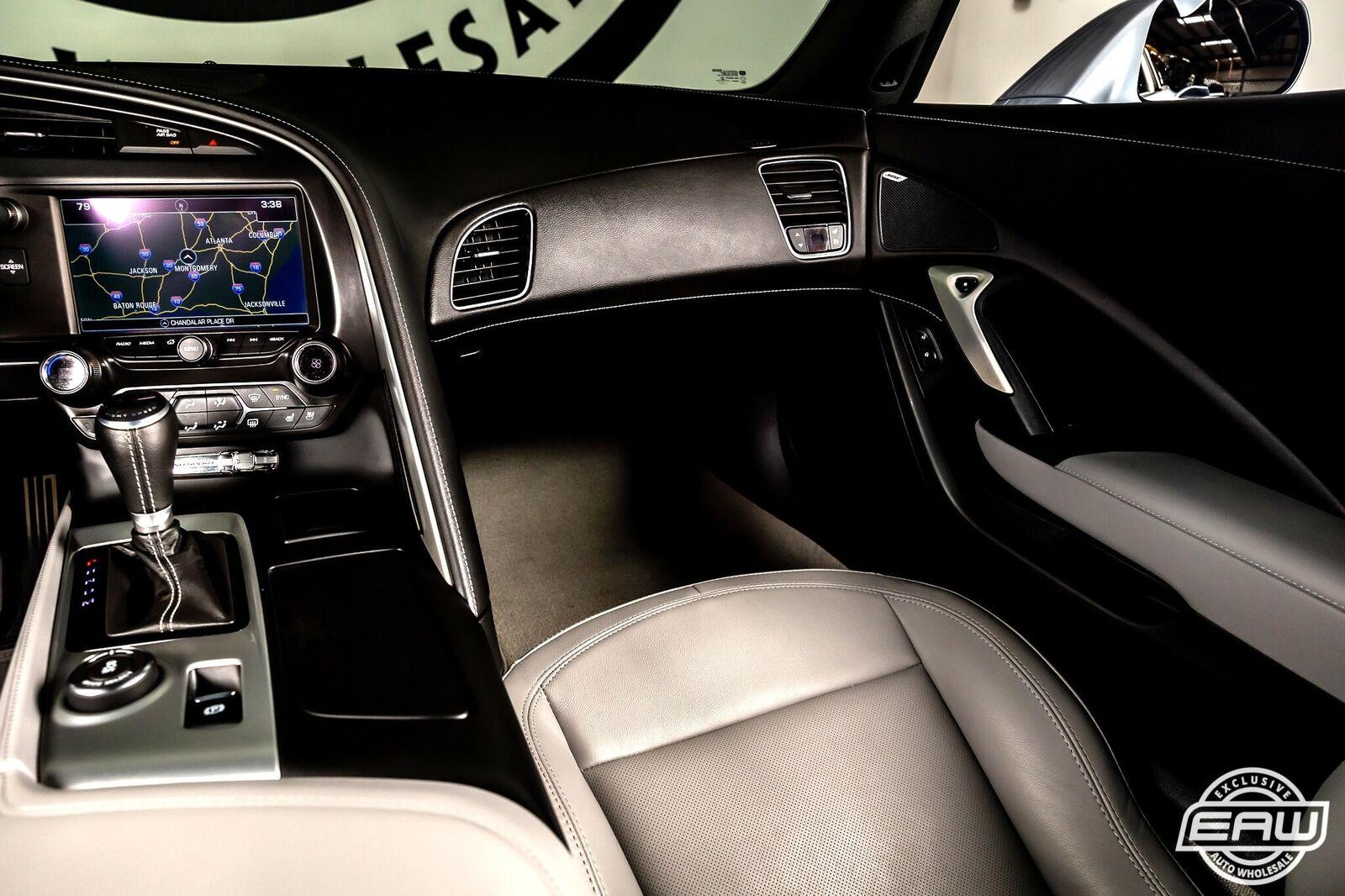 2017 Silver Chevrolet Corvette Grand Sport 2LT | C7 Corvette Photo 8