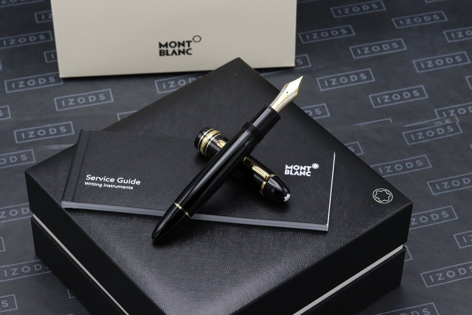 Montblanc Meisterstuck Gold-Coated 149 Fountain Pen - OM Nib