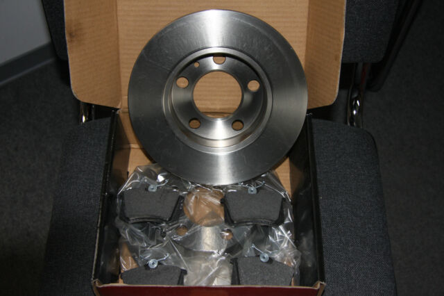 brake discs and brake lining Audi A3 Quattro and VW Golf 4motion Rear seat