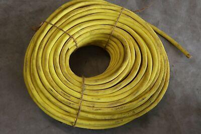 Carol Cable 250 123 Awg Yellow 3 Conductor Copper Super Vu-tron 600v 02042