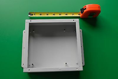 Metal Project Box For Electronic Experimentors Or Device Mounting