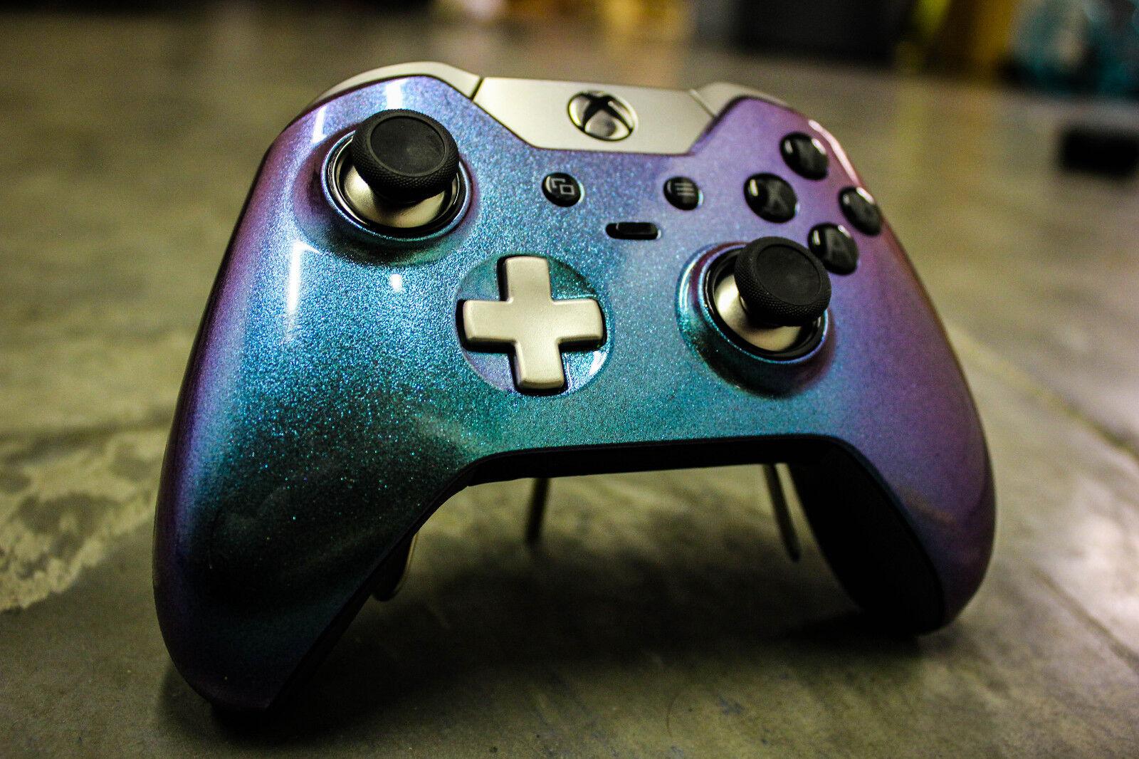 Xbox One Elite Controller Custom Painted
