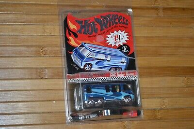 Hot Wheels Car Red Line Club 70 CHEVY BLAZER GMC CHEVELLE Collector Edition