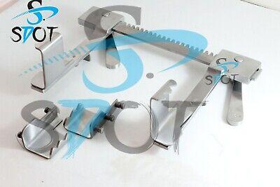 Spine Caspar Lumber Retractor Surgical Spinal Instruments Sdot Instruments
