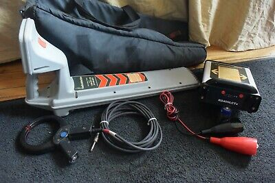 Radiodetection Modei Rd400 Pxl2 Fd1 Locator Wand And Rd400lctxtransmitter