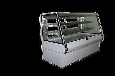 Cooltech Dry Counter Bakery Pastry Display Case 60