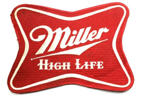 MILLER HIGH LIFE  Uniform Patch Vintage 60