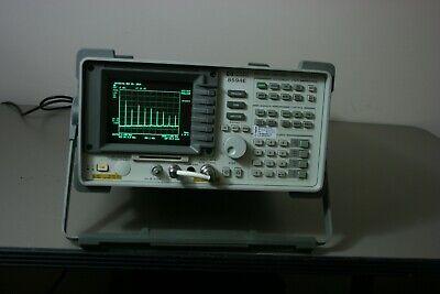 Hp 8594a Spectrum Analyzer Options 102 119 130 041 Recent Calibration Warranty