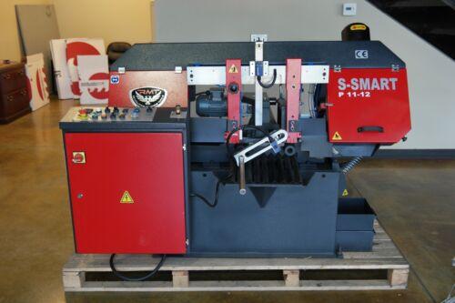 "NEW RMT S-SMART P 11""x12"" Automatic Pivot Type Straight Cutting Bandsaw"