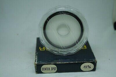 TOPAZ    FILTER   HIGH quality   49mm   CENTER  SPOT