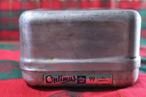 Vintage OPTIMUS 99 Camping Backpacking Stove Made in Sweden