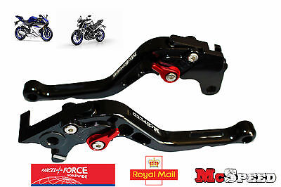 YAMAHA YZF R125 ABS MT-125 2014-2017 Short Adjustable Brake & Clutch CNC Levers