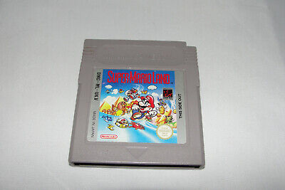 Nintendo Gameboy SUPER MARIO LAND jeux games spellen spelletjes