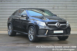 Mercedes-Benz GLE 500 4Matic Coupe AMG SPORTPAKETE  360° / AHK