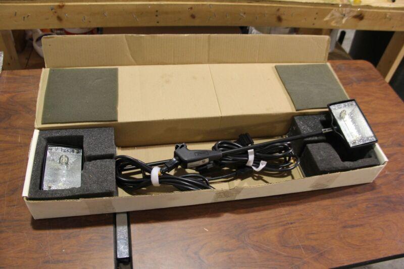 Nimlok Light Fixture Set (200 Watt) - Used