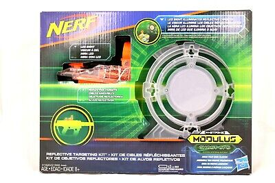 NEW Nerf Modulus Ghost Ops Upgrade Reflective Targeting Kit