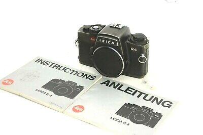 Leica R4 35mm Spiegelreflexkamera Body ....