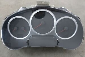 JDM SUBARU IMPREZA GDB STI VERSION 8 WRX Manual Cluster Meter Gauge Speedometer