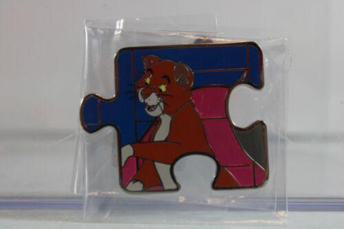 B4 Disney Parks Pin LE 1100 The Aristocats Puzzle Piece Thomas O