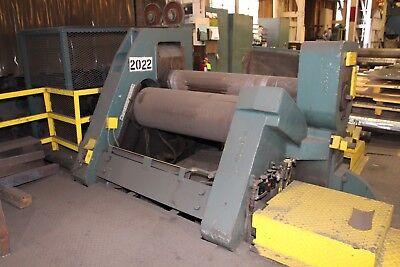 4 X 1-1116 Bertsch Initial Pinch Plate Roll Yoder 62696