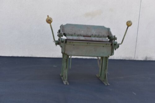 """Chicago Dreis & Krump Universal Box & Pan Finger brake 36"""""""