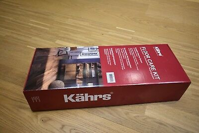 Kahrs Floor Care Kit - Hardwood Flooring Maintenance Kit