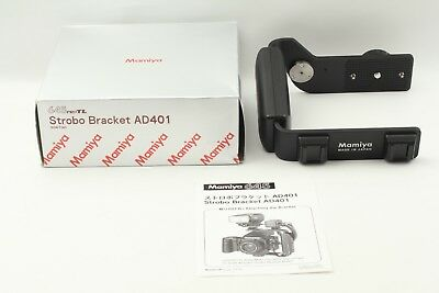 Flash Brackets 【NEW!!】 Mamiya Strobo Bracket