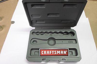 Craftsman CASE CHEST FOR 10 PC 3/8 METRIC Mechanics Tool Set