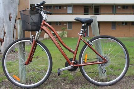 Fluid 2015 Women's Expedition Comfort Bike Victoria Park Victoria Park Area Preview