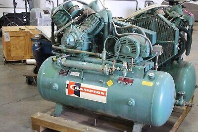 Champion Hr20-12 Air Compressor 20hp 230460v 3ph