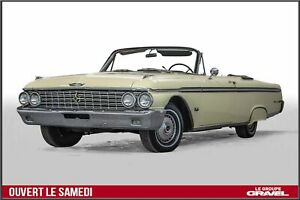 1962 Ford GALAXIE 500 XL CONVERTIBLE STARLINER 500 XL