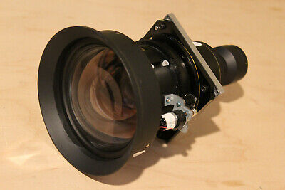 Optoma WT1 / Christie 133-100102-XX / 133-100102-01 Short Fixed Projector Lens