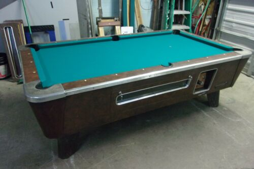Valley 7 ft.  coin op pool table  #PT170