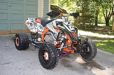 2009 KTM SX  Race Ready KTM 505sx