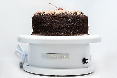 Cake Decorating Exciting Variable Speed Turntable 110V - Kopykake T1000