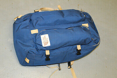 VTG 70s THE NORTH FACE BROWN LABEL FRAME BACKPACK / DUFFEL USA MADE HEAVY DUTY