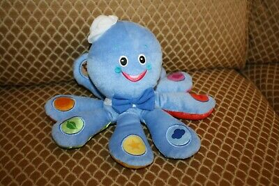 Baby Einstein OctoPlush Octopus Musical Baby Toy Developmental Soft Plush