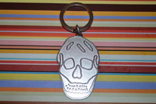 BNWT Skull Skeleton Keyring Key Ring Alexander McQueen Keyring