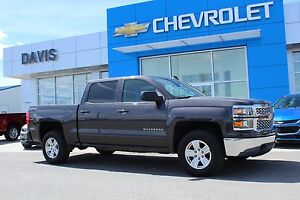 "2015 Chevrolet Silverado 1500 1LT AC, CLOTH SEATS, 3"" DISPLAY"