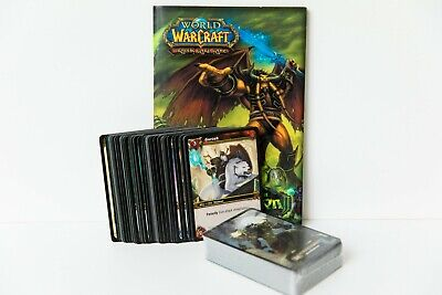 Lot of World of Warcraft WoW TCG Gear Upgrade March Legion 15 Ability Rare