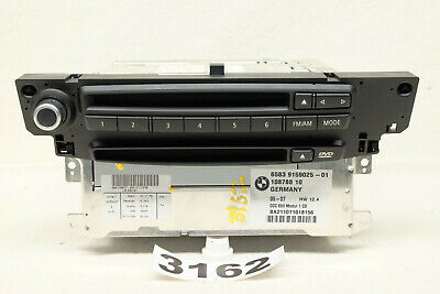 BMW E60 E61 E63 E64 CCC DVD GPS Navigation Drive 08 09 10 OEM 3162
