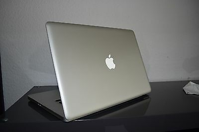 Apple MacBook Pro 15.4 MID 2012 256GB SSD 16GB RAM INTEL i7 2.3GHz VIEL ZUBEHÖR!, used for sale  Shipping to South Africa